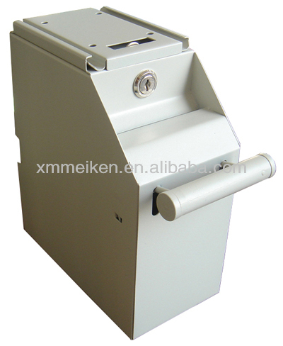 metal safe POS
