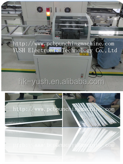 Manufacturers supply PCB singulation equipment