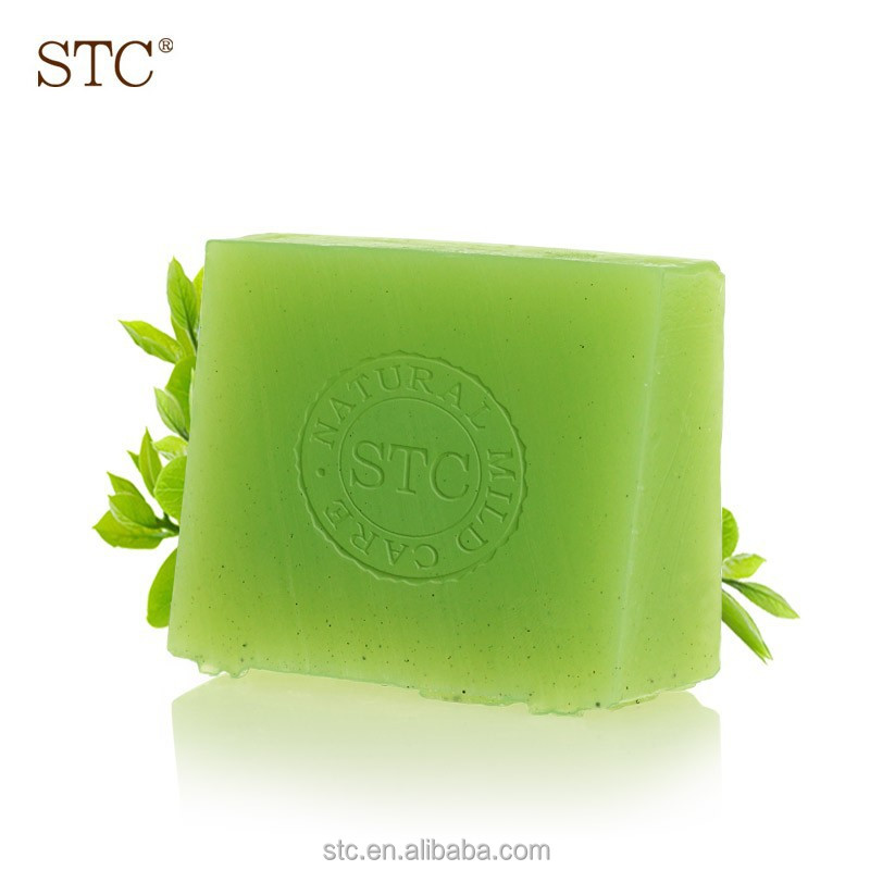STC natural glycerine handmade soap for care