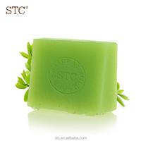 STC natural glycerine handmade soap for care