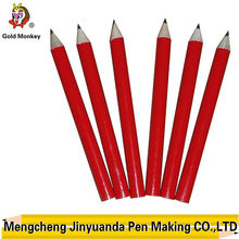 high quality half size golf pencil