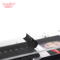 Wholesale Private Label Silk Eyelash Extensions Classic Lashes
