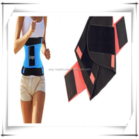 Workout Adjustable Slimming Belt For Back Pain And Lumbar Support