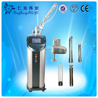Promotion Not IPL laser type specialized in skin resurfacing scar removal vaginal tightening fractional co2 laser machine