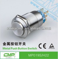 CMP 19mm Oven Pushbutton Switch