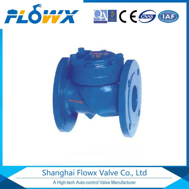 Forged Steel Flanged End Hydraulic Actuator Tilting Disc Swing Check Valve