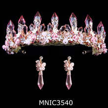 Magnificent Gold Crystal Bridal Tiaras Beautiful Tiara Crystal Radiant Gold Crown Tiara