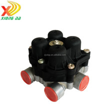 XIONGDA Auto Parts Four-circuit Protection Valve AE4612 For Alexander Dennis,BMC Falcon 1000/Buses