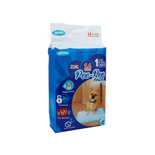 Nonwoven urine absorbent pet pad, disposable puppy pet training pads