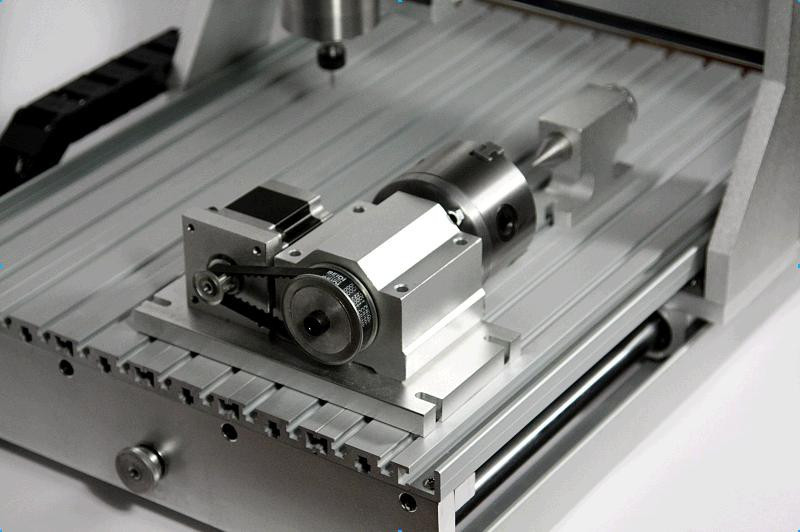 <strong>CNC</strong> Engraver Rotational Axis 65mm 4th axis for <strong>cnc</strong> engraving machine, 80MM 3-jaw chuck <strong>cnc</strong> 4 axis engraving machine