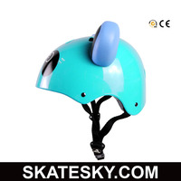 Skateboard and scooter helmet for children AC202-2, kids helmet with bear ear design