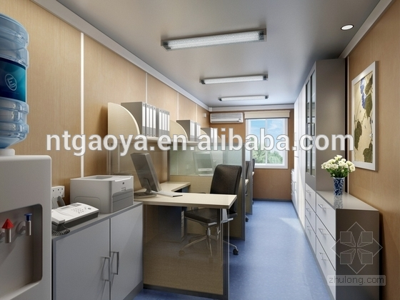 Factory price living 20ft container house manufacturer