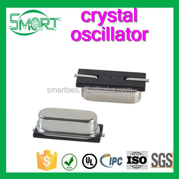 Smart Bes 27MHZ 49SMD 27.000MHZ Passive crystal oscillator and pcb crystal oscillator