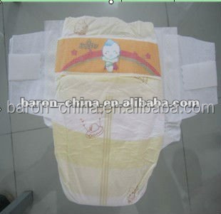OEM Supplier Big Ear Wholesale High Quality Baby Diapers