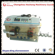 High Speed Cutting And Stripping Machine For scrap copper wire peeling machine