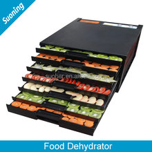 Plastic small mini fruit dehydrator for home use