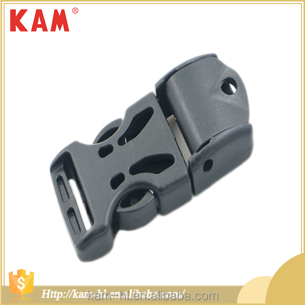 Wholesale personalized china plastic side release accessories buckle