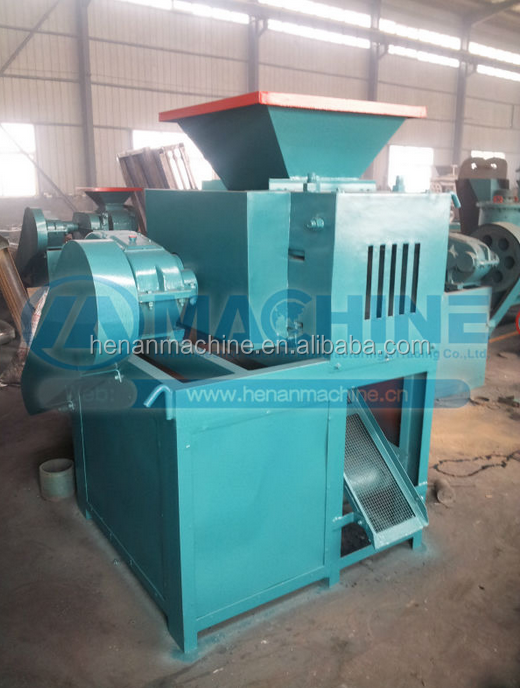 high quality and energy saving coal ball press making machine and charcoal powder ball press machine
