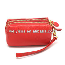 2013 best selling red women leather wallet&purse WFD-Q052005