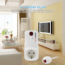 Household energy saving remote control standby killer socket for TV
