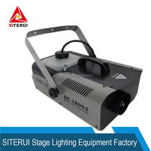 Stage special smoke effect machine fog machine 1200w wireless fog generator