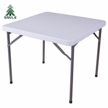 Wholesale outdoor blow mold events camping plastic folding tables