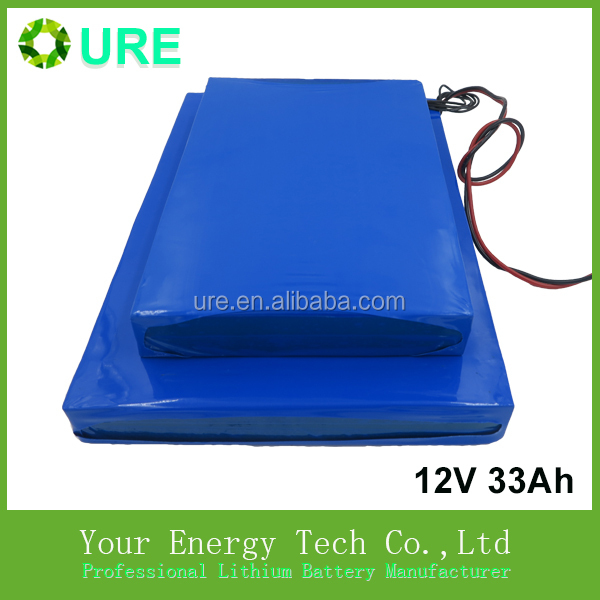 solar led lighting lifepo4 battery pack deep cycle no toxic 12v 30ah lithium battery