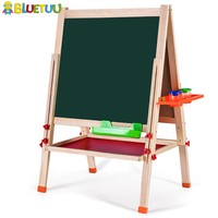 Free standing magnetic paper waterproof dry erase board with white board