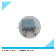 K-Type Thermocouple Adaptor from Mini K Type to Round Pin Plug for Digital Thermometer