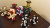Hand Made Bead Designs