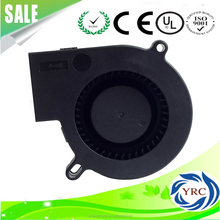 7525 75*75*25 mm 12v 24v 75 mm DC Brushless Blower Fan