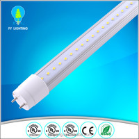 Ballast compatible 1200mm tube t8 fluorescent LED Tube 120cm 4ft Clear Cover