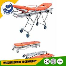 MT-A9 automatic loading ambulance stretcher