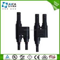 Solar Accessories Manufacturer 4mm2 T Type MC4 Connector