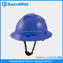 GuardRite brand full brim industrial safety helmet price