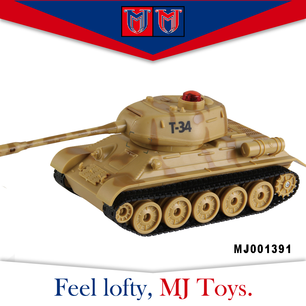 Best selling china factory price 1:32 plastic rc toy tank for kids