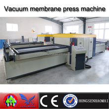 WPC/MDF/Plywood/Particle board pvc film laminating machine