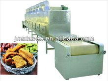 Europe Beef jerky mutton meat dryer and sterilizer 50-500kg/h with CE certificate