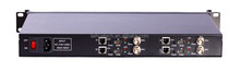 4-HDMI+4-CVBS/BNC to IP Encoder H.264 AAC/MP3 8 Channels HD Video Encoder Analog Catv to IPTV Solution OTT Solution