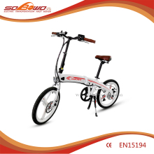 2018 New style cheap electric bike 20 inch mini fast folding electric bicycle for women