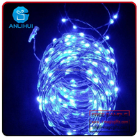Waterproof LED Rice Bulb String Lights copper wire