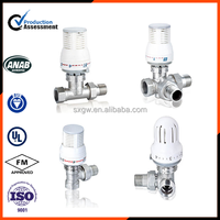 Hot sell brass constant temperature control valve