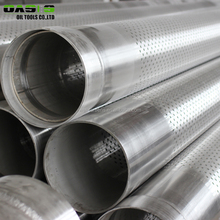 water and oil well drilling perforated casing/perforated based pipe expert with API standard