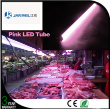 CE ROHS good quality t8 t5 pink led tube