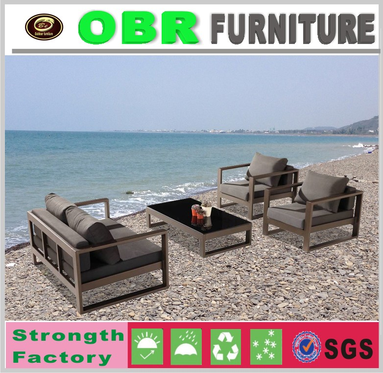 Outdoor lounge bed new model sofa sets outdoor furniture