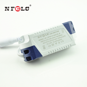24W Universal voltage led driver power supply 280mA