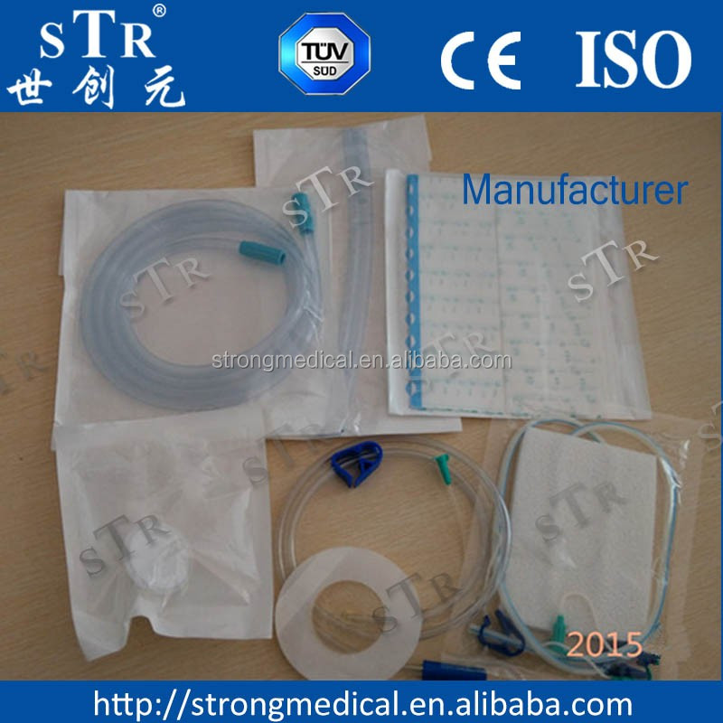 Hospital therapeutic of serious wound/Negative Pressure Would Therapy System/white PVA drainage sponge/CE