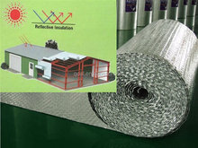 Waterproof aluminum thermal reflective foil insulation roof heat insulation materials