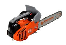 "Titan 26cc Top Handle Chainsaw, petrol chain saw, 10"" bar and chain"