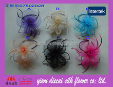 Fashion netting fascinator hair accessory